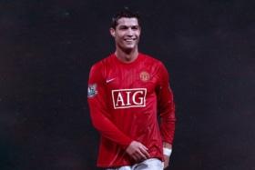 3 cristiano ronaldo manchester united 2