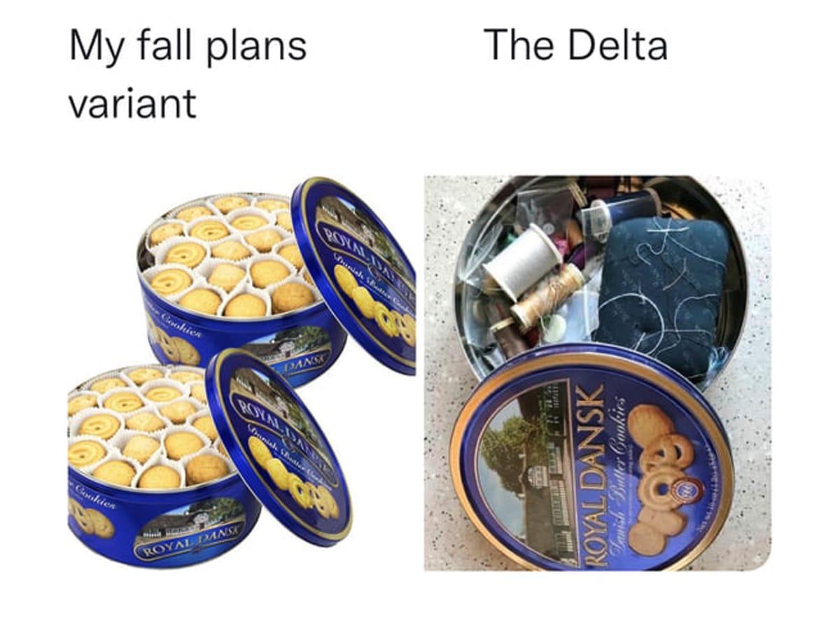 3 fall plans delta variant