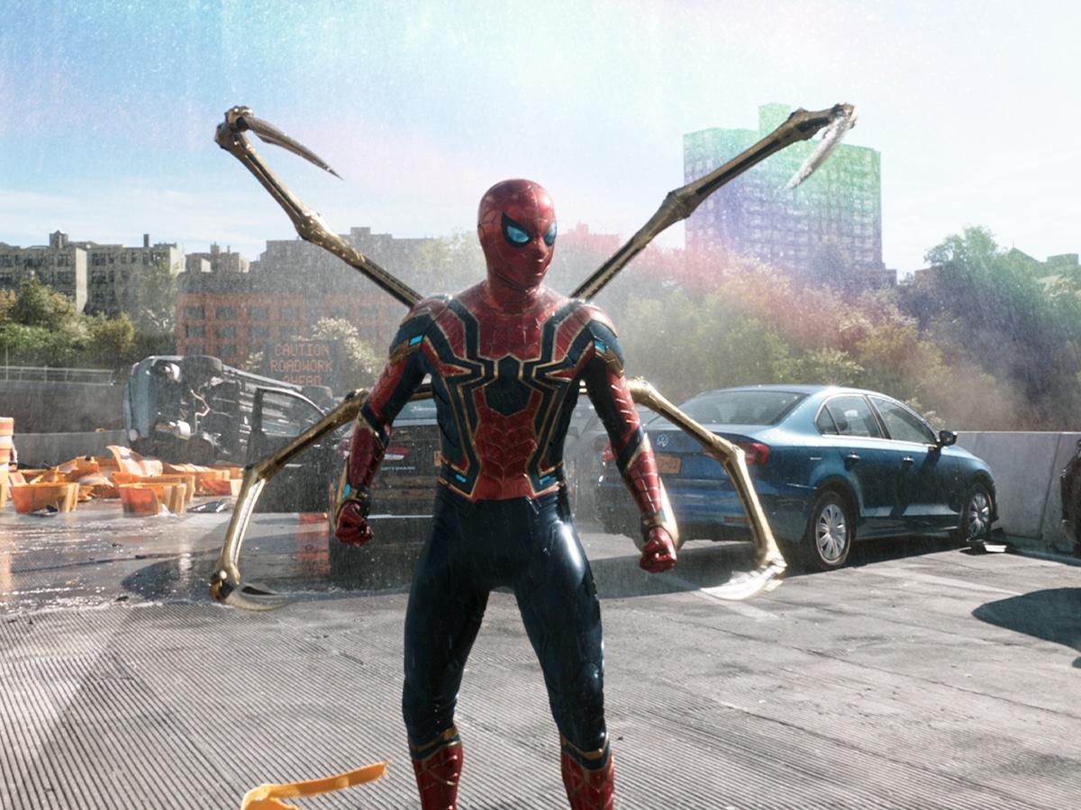 3 spider man no way home
