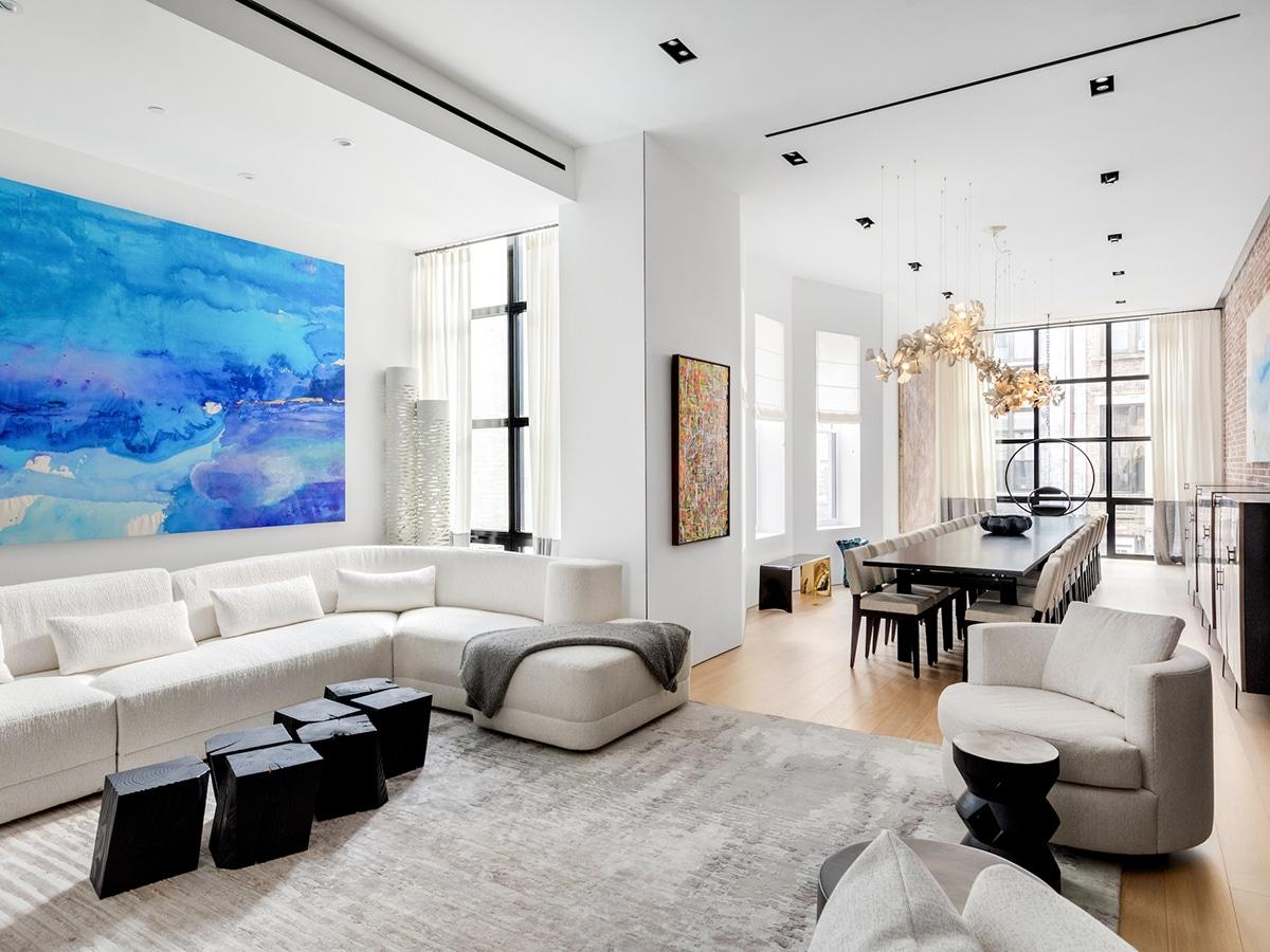 32 west 76th street new york penthouse 1