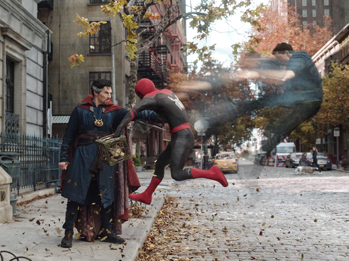 4 spider man no way home