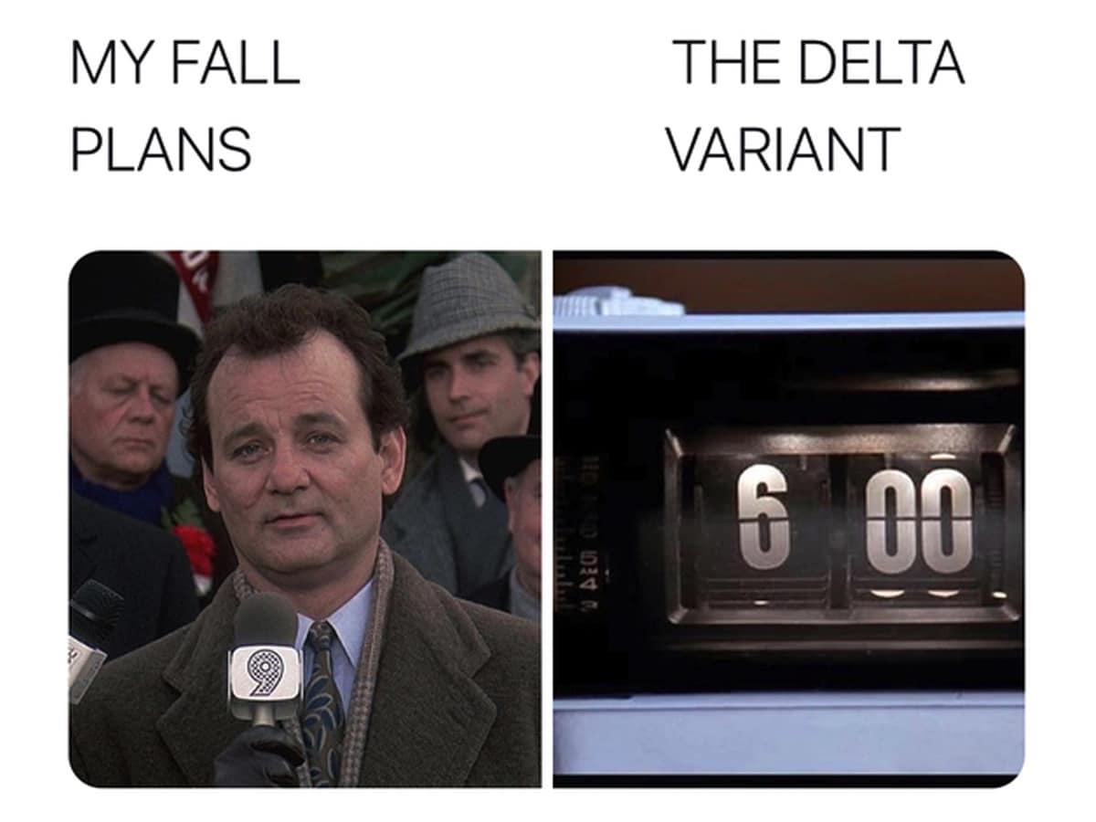 6 fall plans delta variant