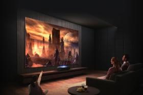 8 hisense 120l5fset projector