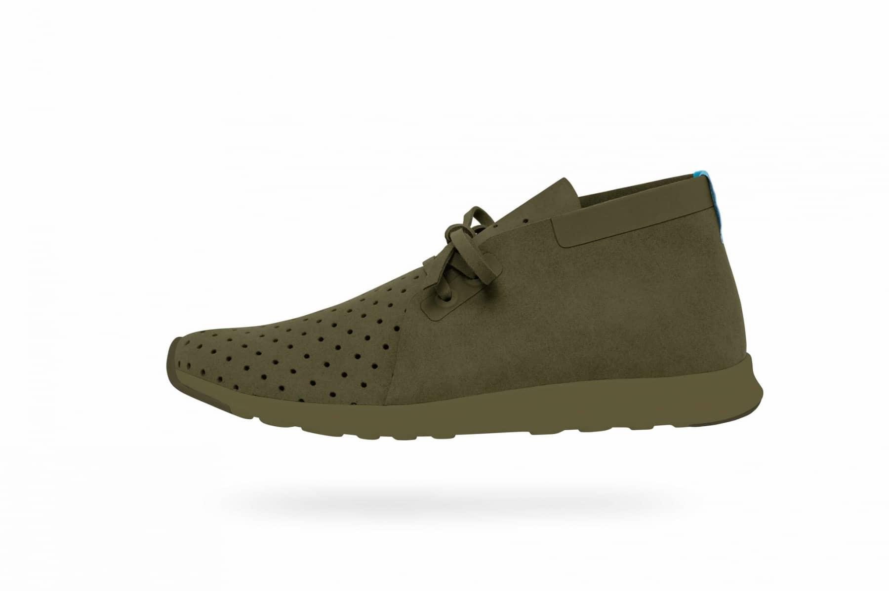 native apollo kicks shoe color