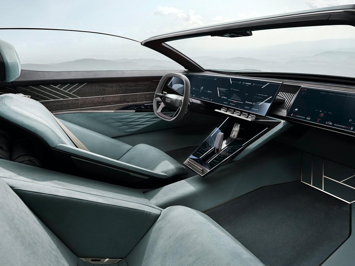 Audi skyphere concept 3