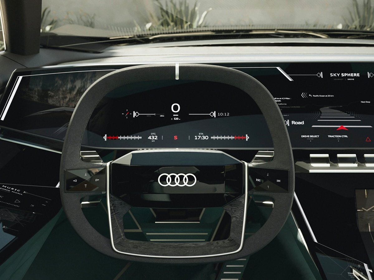 Audi skyphere concept 7