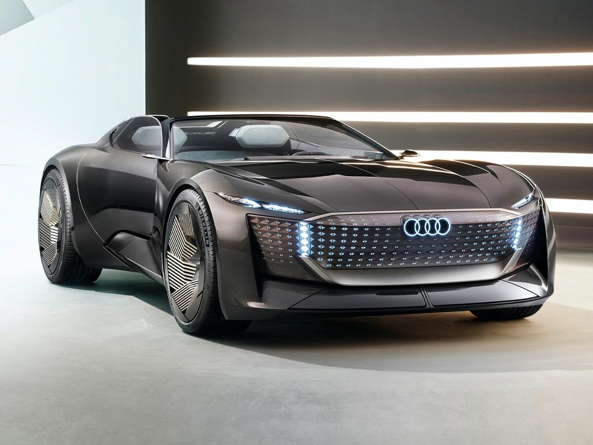 Audi skyphere concept
