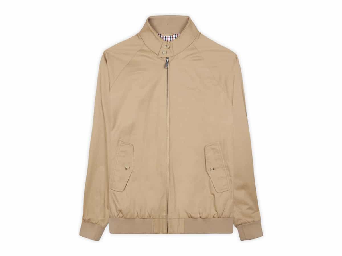 Ben sherman signature harrington jacket png