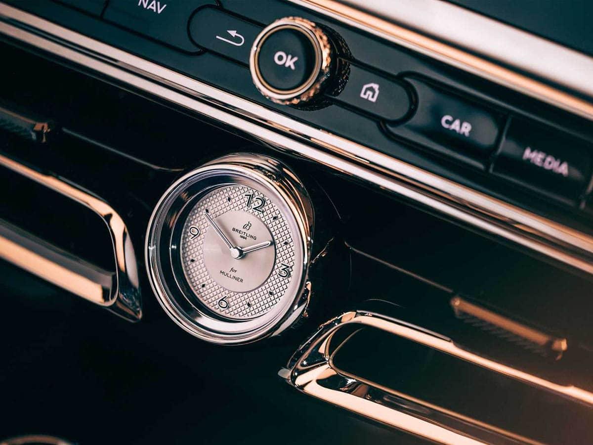 Bentley flying spur mulliner details