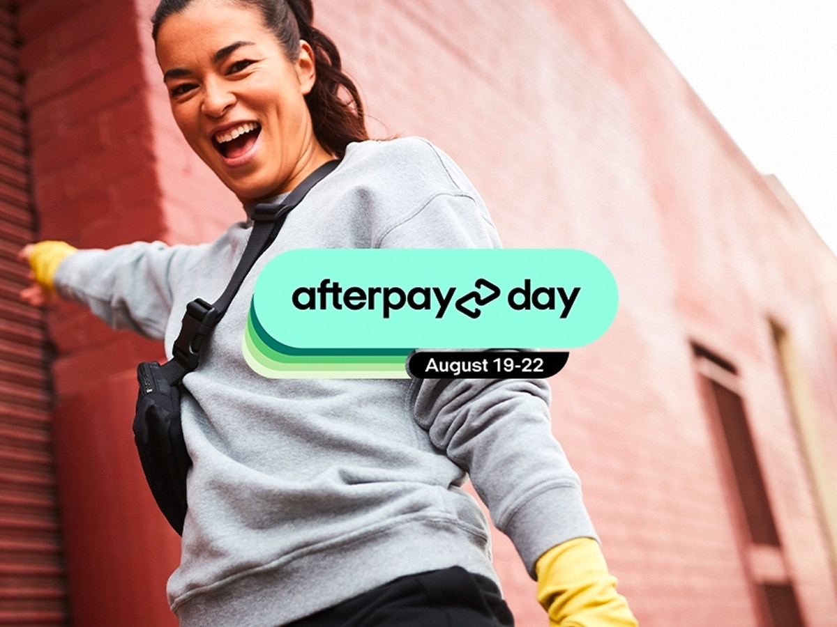 Best deals afterpay day 2021
