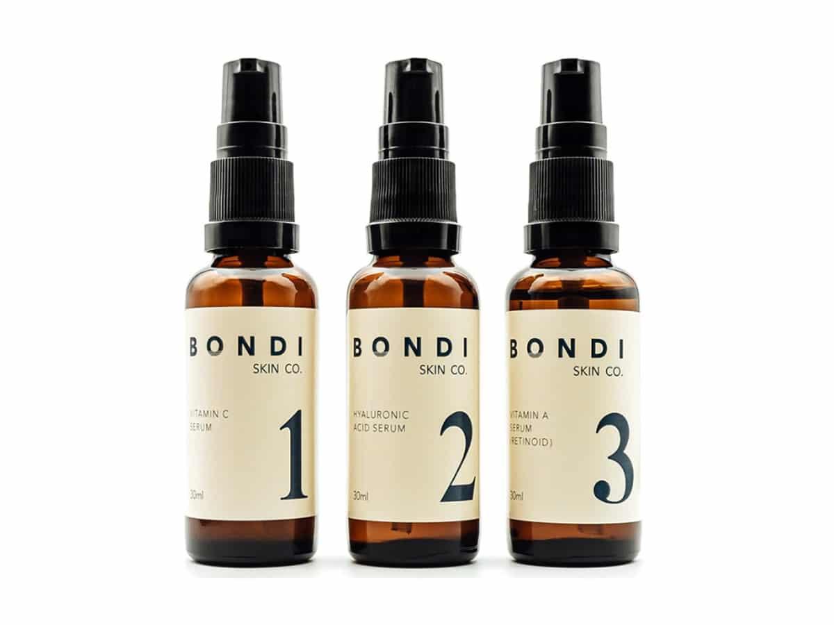 Bondi skin co anti aging serum png