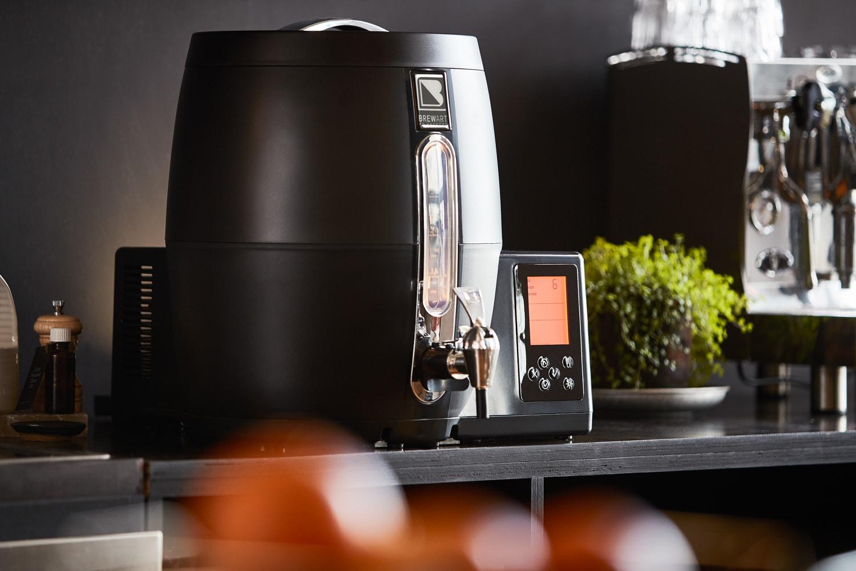 brewflo brewer machine