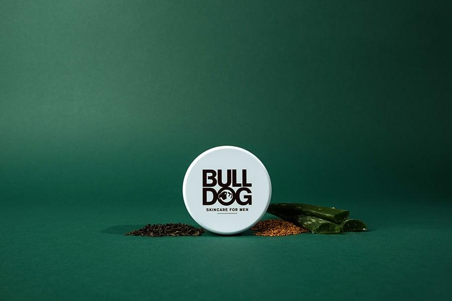 bulldog and skincare for men