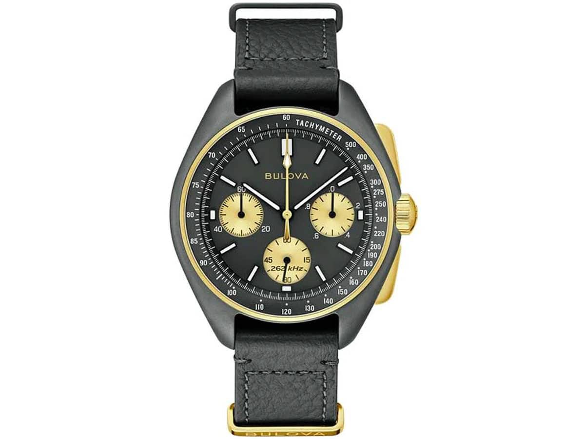 Bulova 50th anniversary lunar pilot limited edition