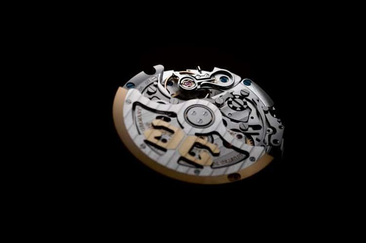 glashütte original watch body