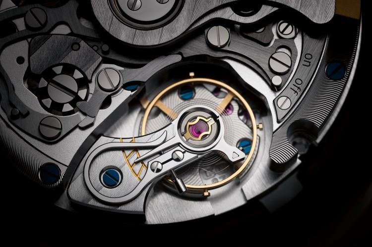 glashütte original watch inside structure