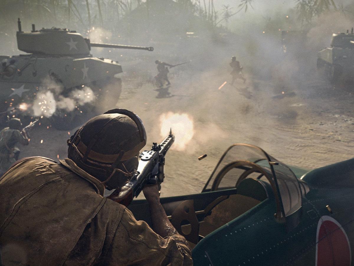 Call of duty vanguard gameplay 1