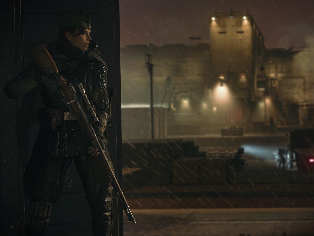 Call of duty vanguard gameplay 3
