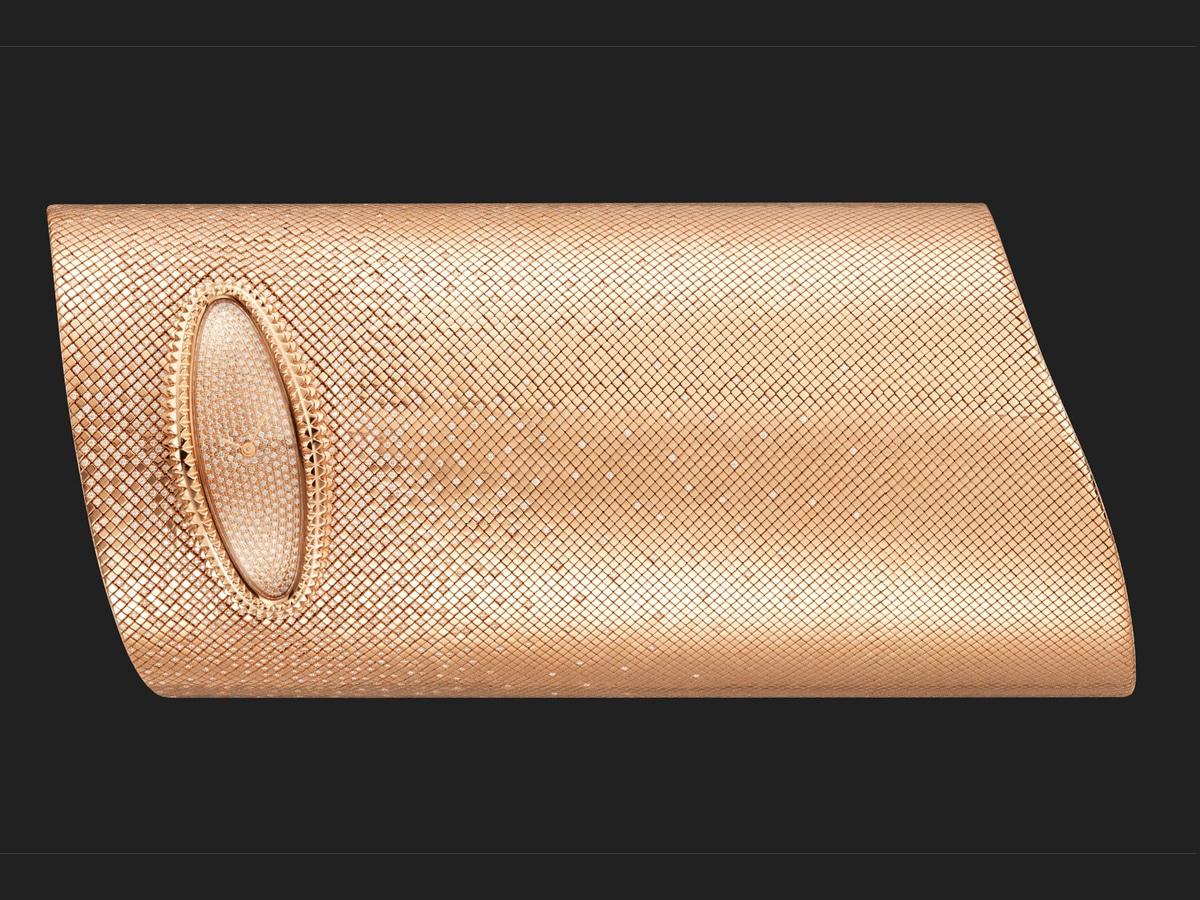 Cartier clash un limited mitten watch