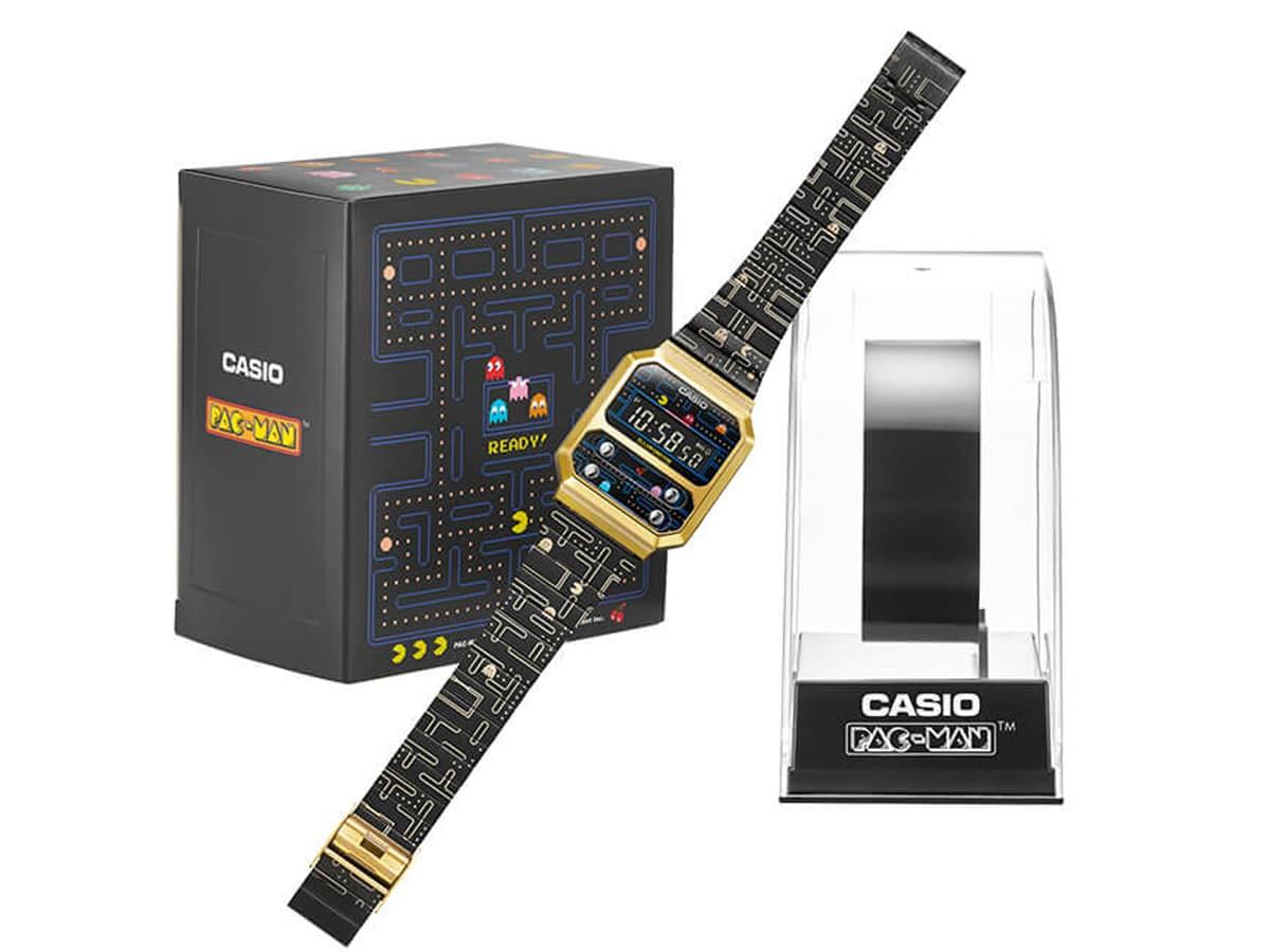 Casio a100wepc 2