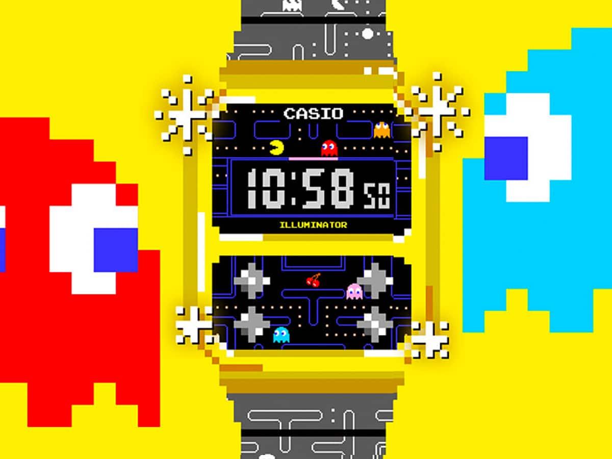 Casio a100wepc