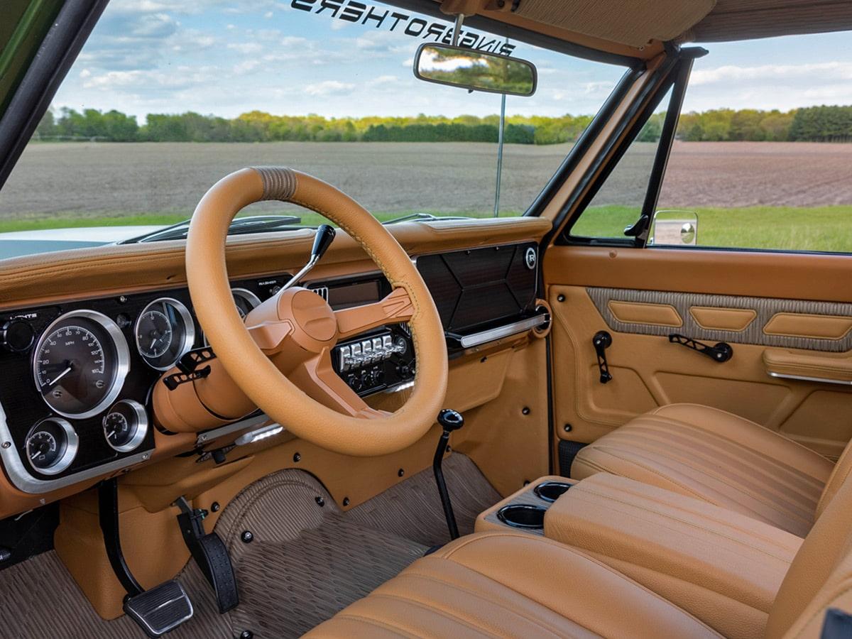 Custom 1970 chevrolet k5 blazer 5