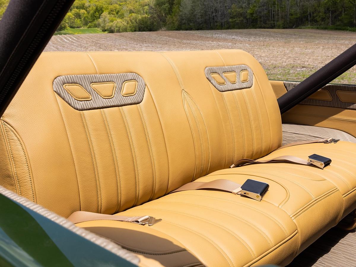 Custom 1970 chevrolet k5 blazer 7