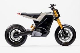 Dab motors electric bike