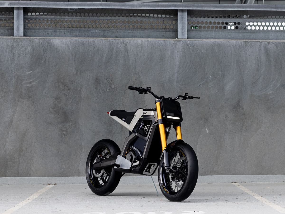 Dab motors electric bike 3
