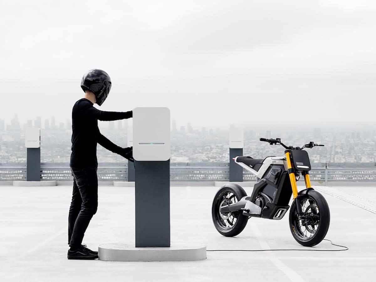 Dab motors electric bike 5
