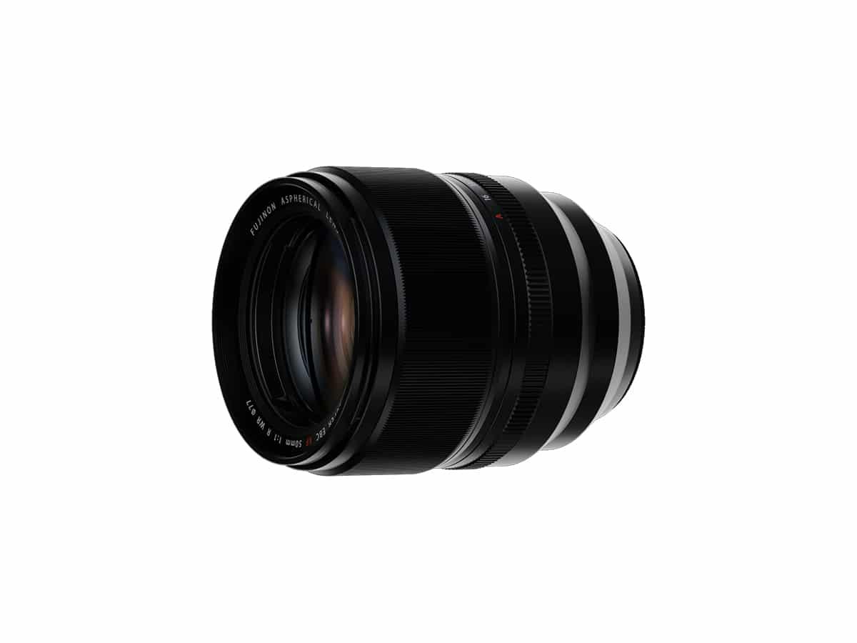 Fujinon xf50mmf1 0r wr lens 1