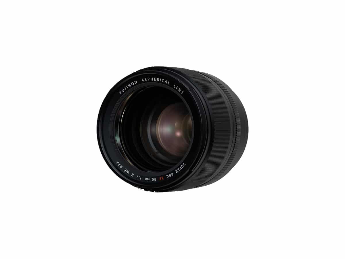Fujinon xf50mmf1 0r wr lens 2