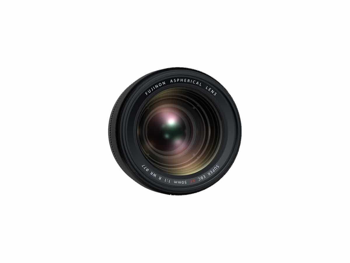 Fujinon xf50mmf1 0r wr lens 3