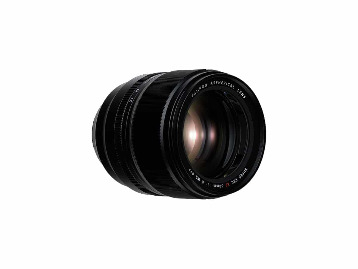 Fujinon xf50mmf1 0r wr lens 4