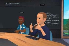 Facebook horizon workrooms working