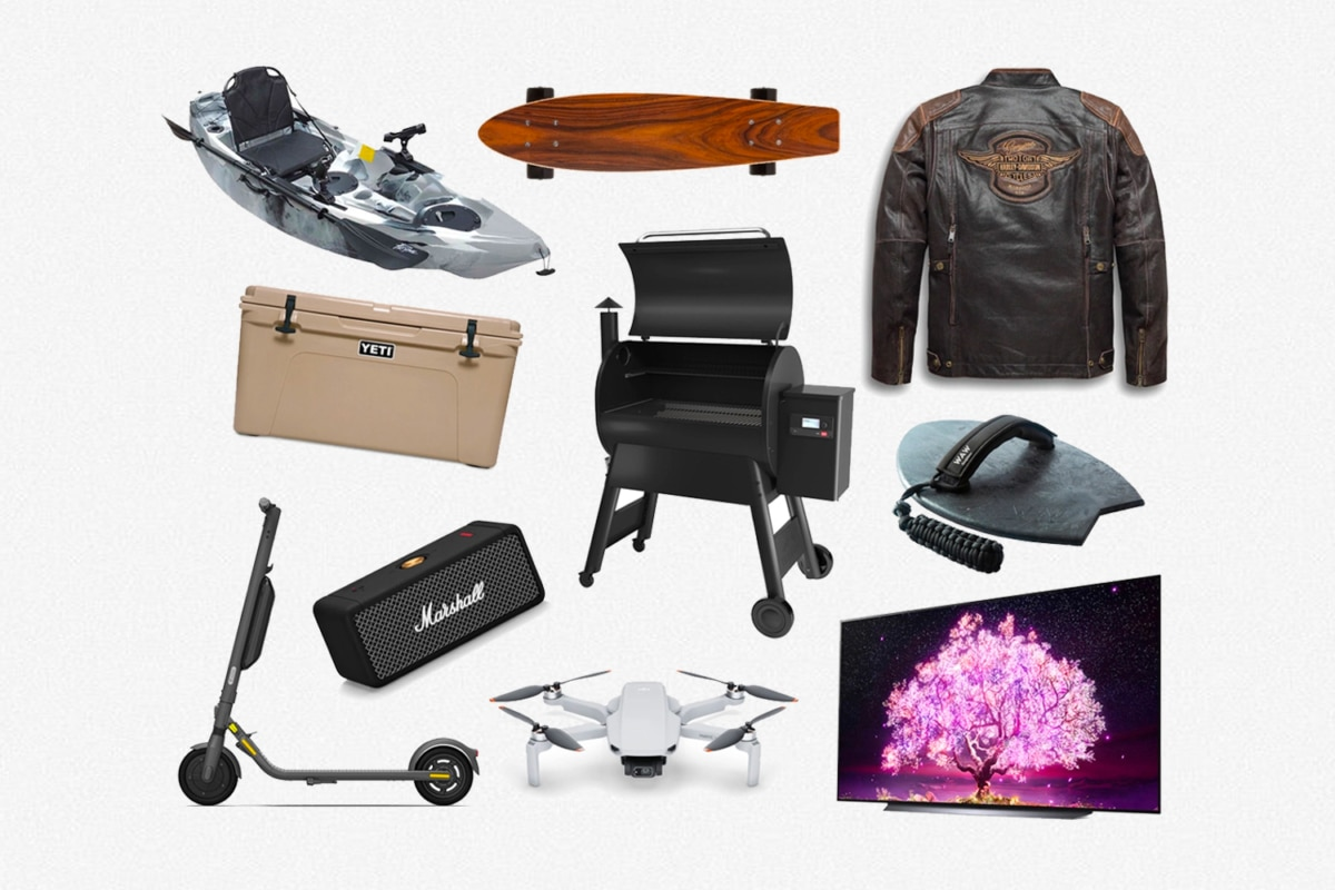 Fathers day gift guide – big boy toys 1