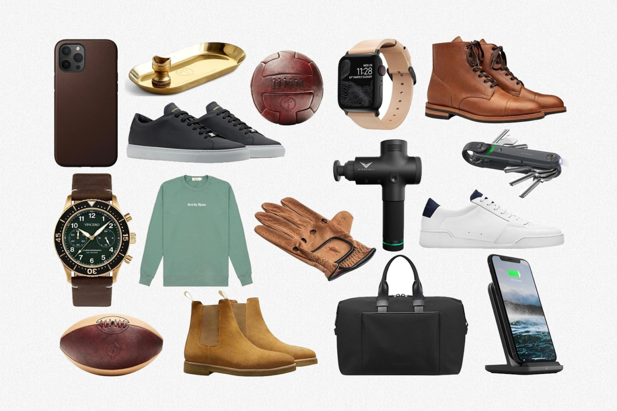 Fathers day gift guide – man of many selects