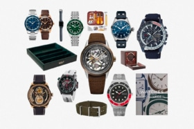 Fathers day gift guide – watch lover