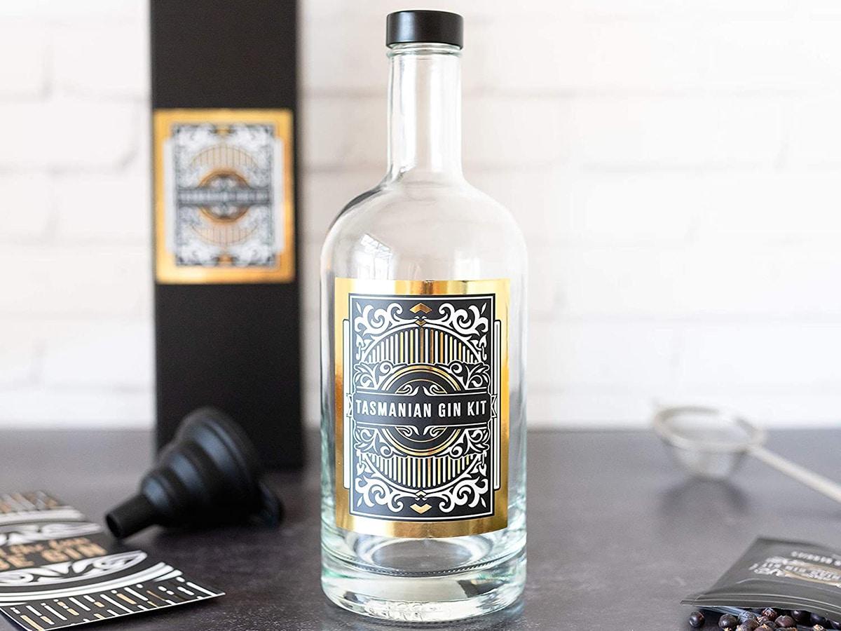 tasmanian gin making kit