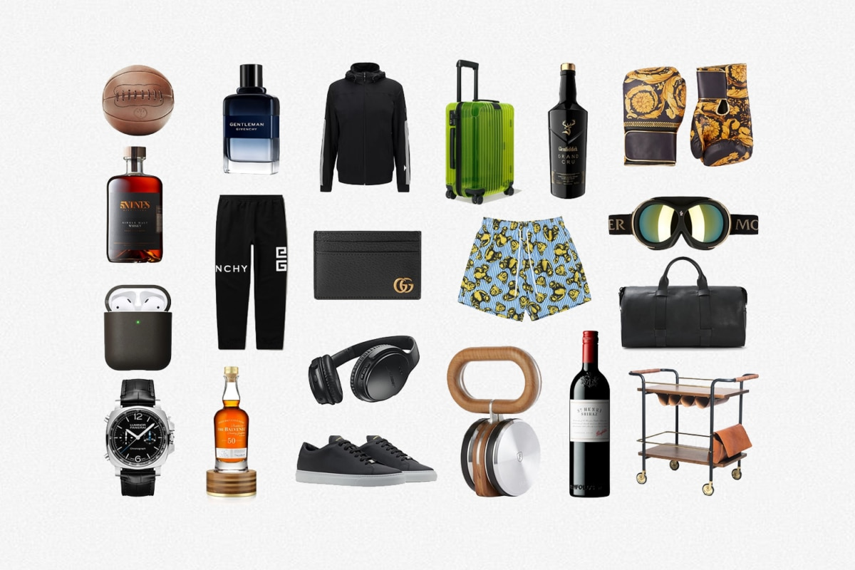 Fathers day gift guide 2021 – luxury new