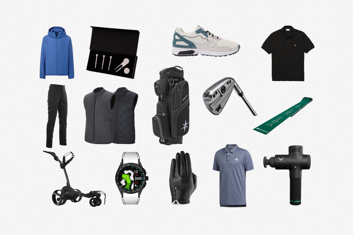 Fathers day gift guide 2021 the golfer new