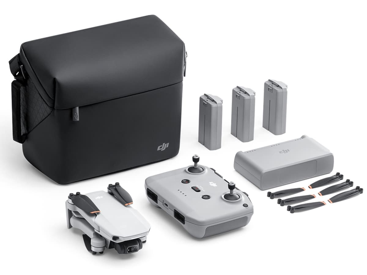 Fathers day gift guide big boy toys dji fly2combo
