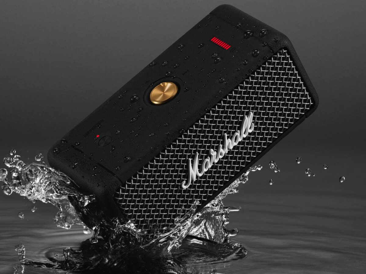 Fathers day gift guide big boy toys marshall speaker