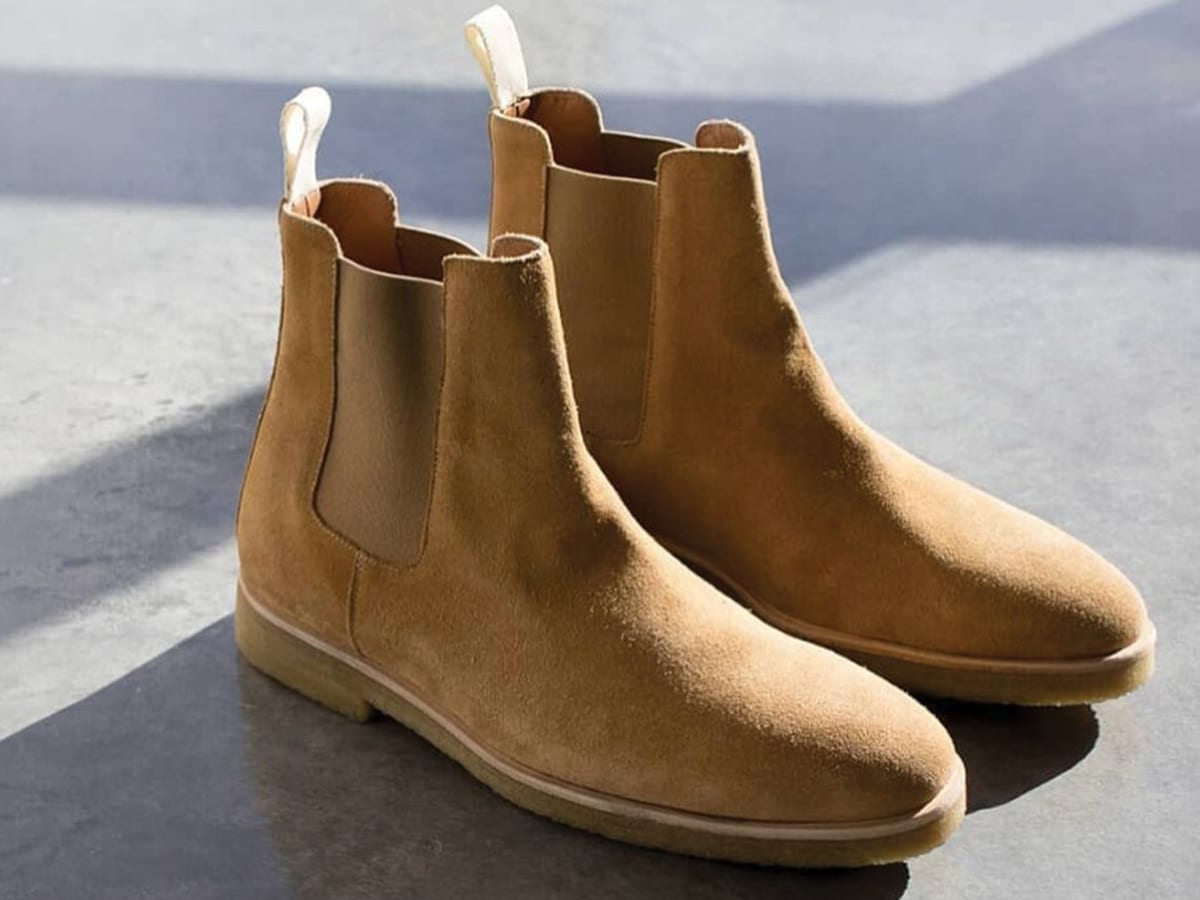 cappuccino oliver cabell chelsea boot