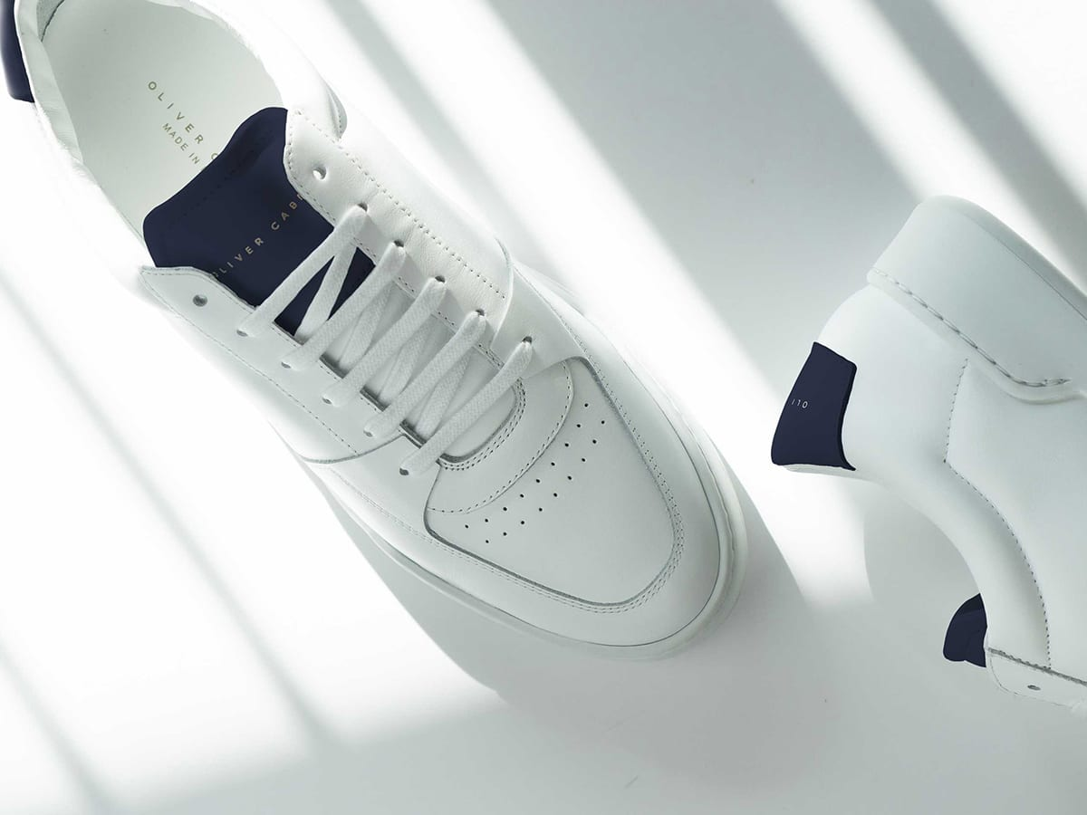 white oliver cabell court sneakers