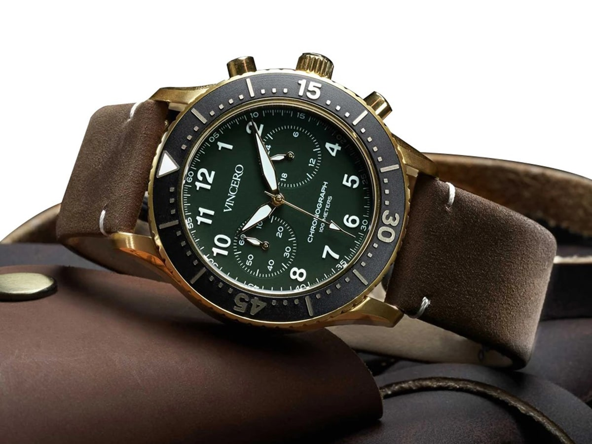 vincero the outrider watch