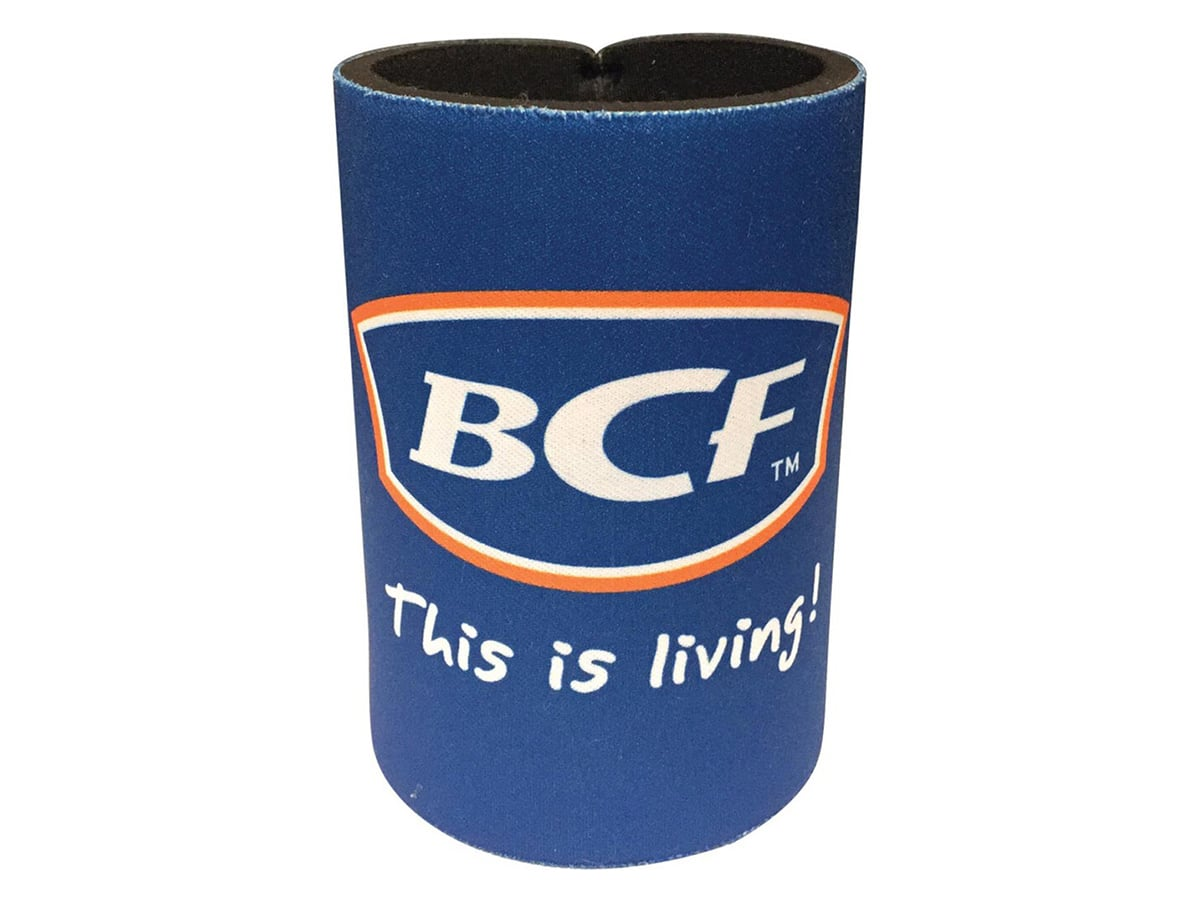 bcf this is living stubby cooler