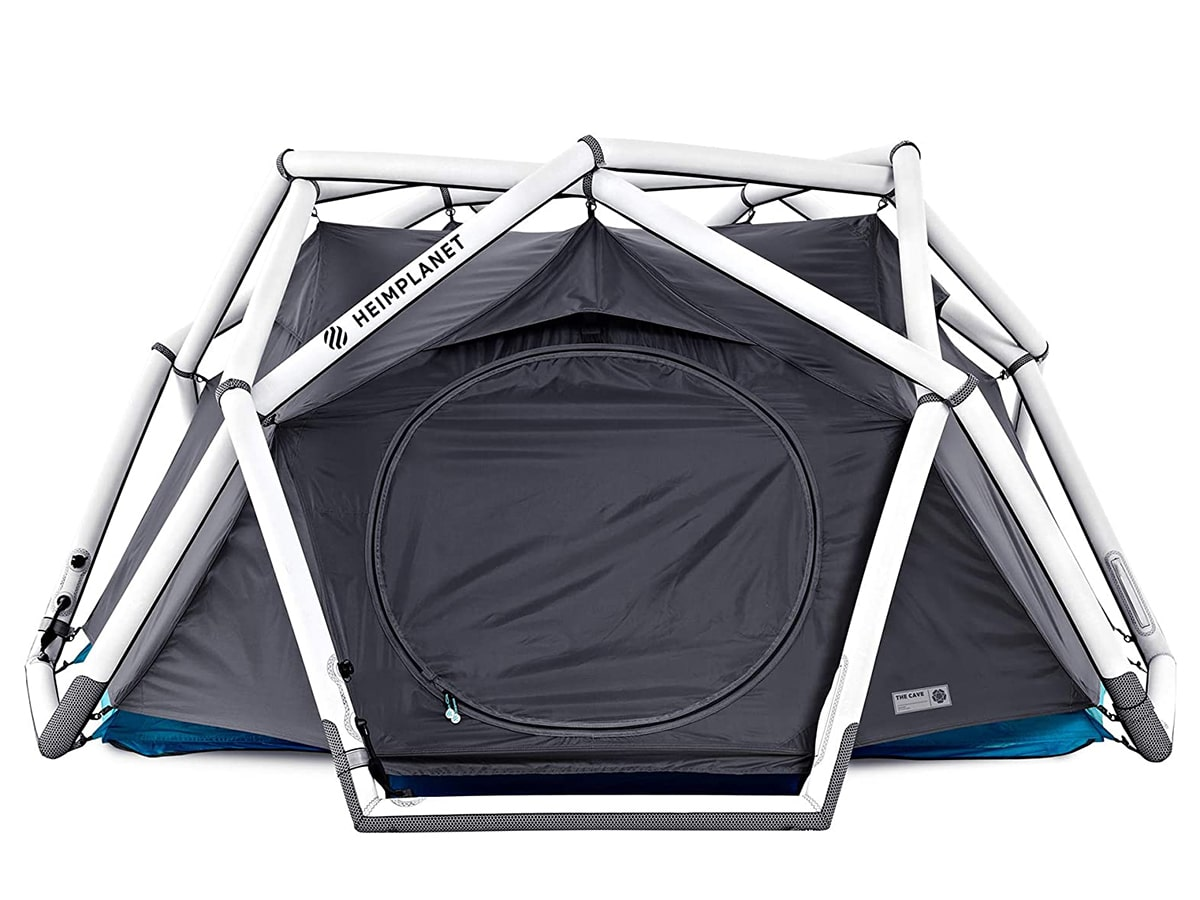 heimplanet original the cave 2 3 person dome tent