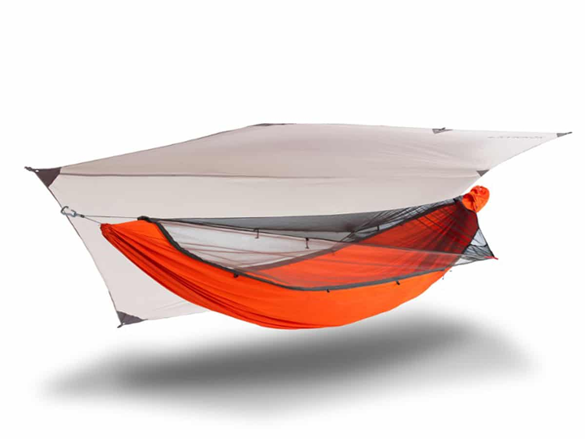 kammok mantis all in one hammock tent