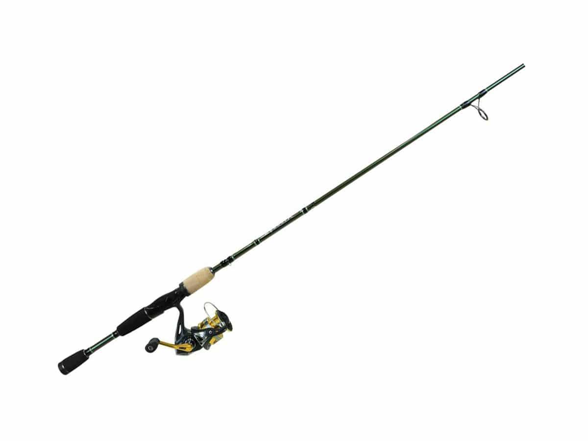 shimano sahara x spinning combo fishing rod